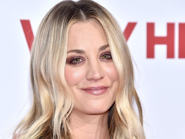 Kaley Cuoco Had Huge Cupping Marks on Her Back at the SAG Awards and No One Noticed