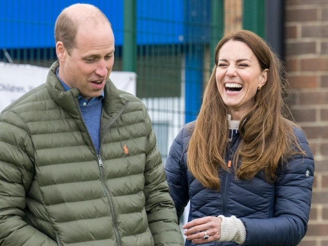 Prince William's Toned 'Guns' in COVID-19 Vaccine Photo Has Royal Family Fans Going Wild