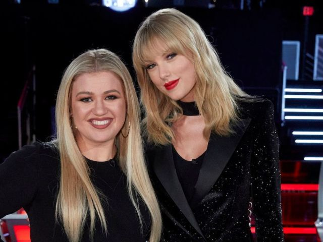 Why 'Voice' Coach Kelly Clarkson's Past Tweet to Taylor Swift Is Going Viral