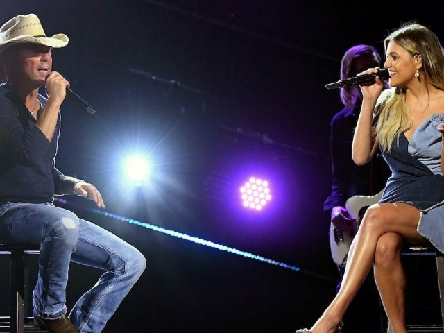 Kelsea Ballerini and Kenny Chesney Team for 'Half of My Hometown' Performance During 2021 ACM Awards