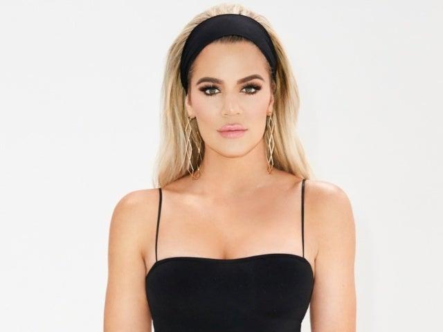 Khloe Kardashian Gets Neon Orange Makeover From Daughter True