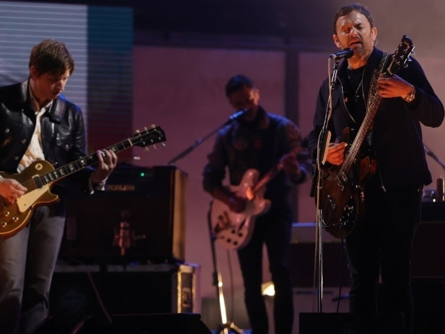 Kings of Leon's NFL Draft Performance Rubbed Fans the Wrong Way