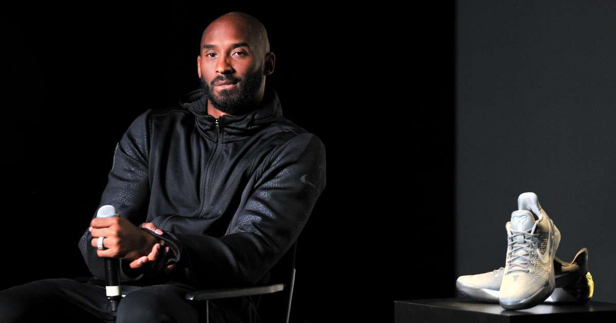 Kobe Bryant nike partnership major update
