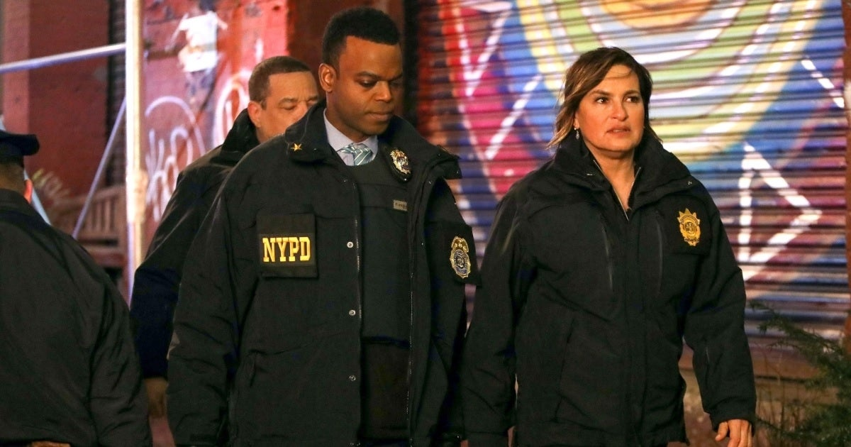 law & order svu filming getty images