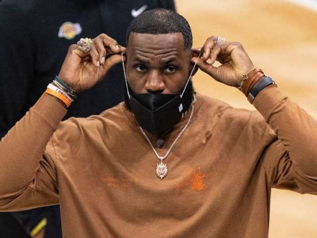 LeBron James Breaks His Silence Over Injury