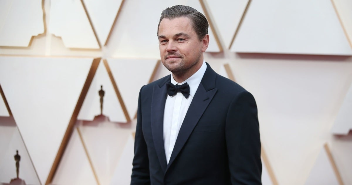 leonardo dicaprio getty images