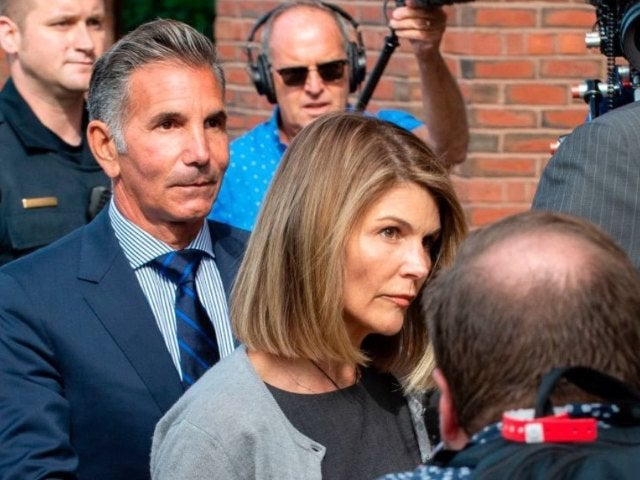 Lori Loughlin Reportedly Focused on Saving Marriage After Prison Stay