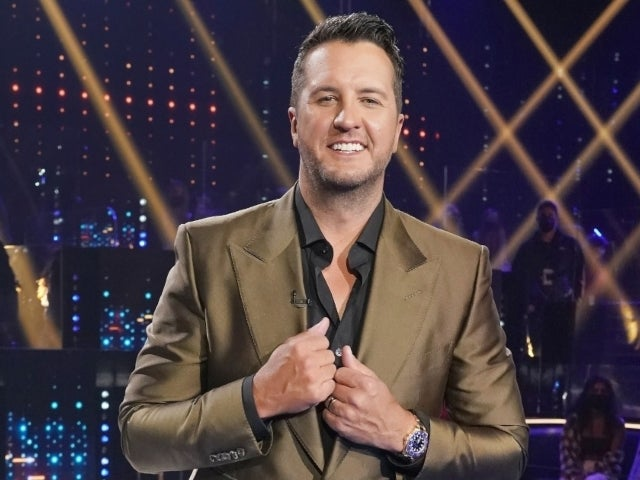 Luke Bryan Makes 'American Idol' Return, Wins ACM Entertainer of the Year After Positive COVID Test
