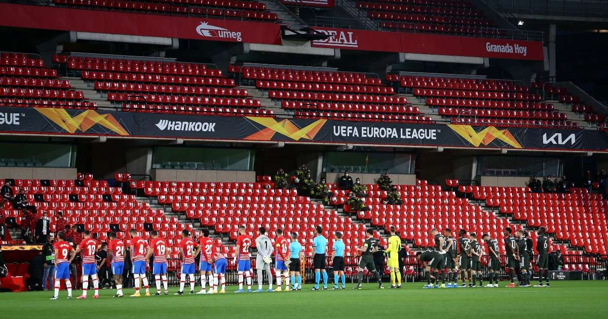 Manchester United Granada streaker hid stadium hours before stunt