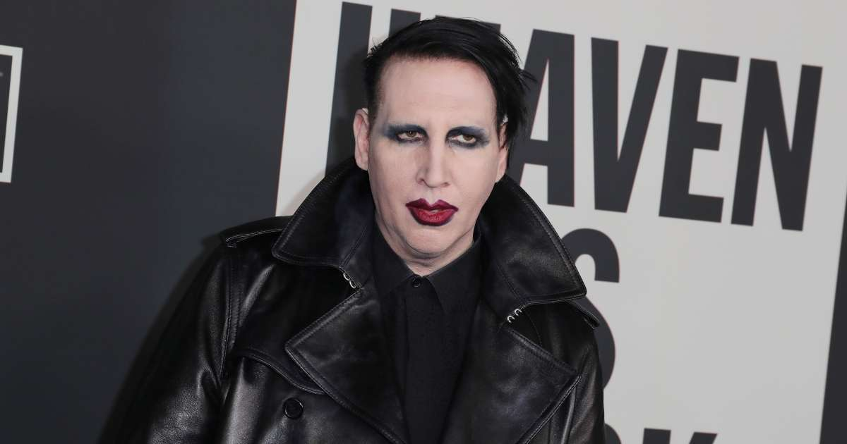 Marilyn Manson sued sexual assault game of thrones actress