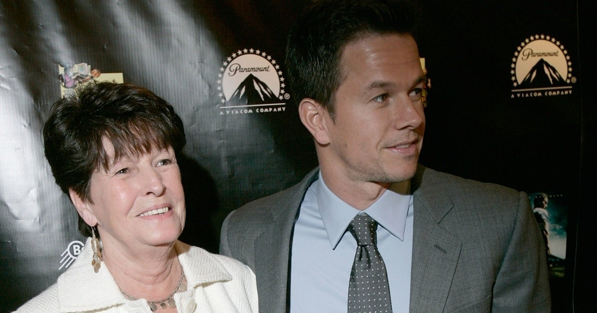 mark wahlberg alma mother getty images