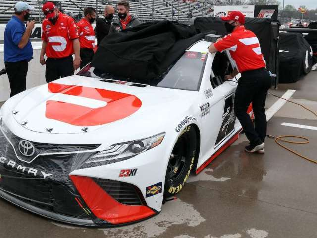 NASCAR Race: Time, Channel, and How to Watch Postponed Races