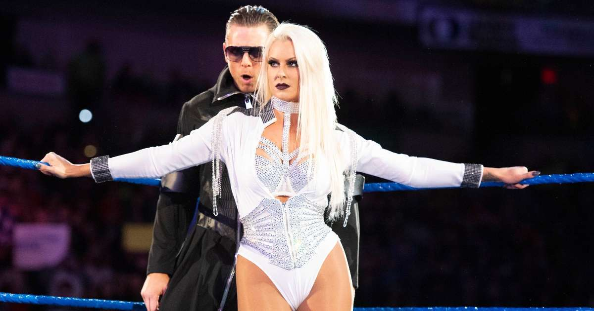 Maryse reveals where she have been ranked among WWE's 50 Greatest Women