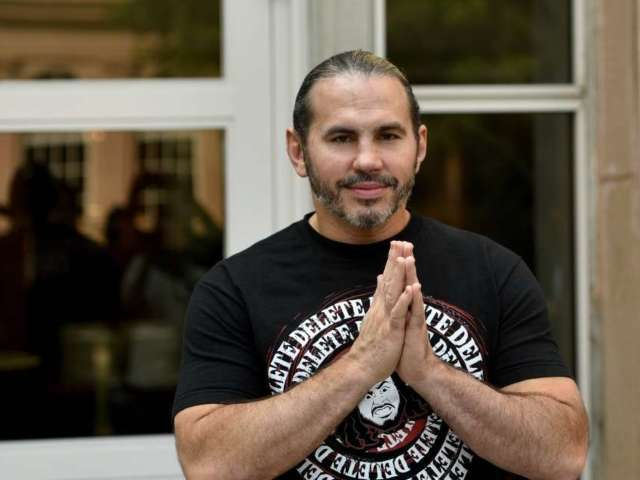 Matt Hardy Announces Death of His Father