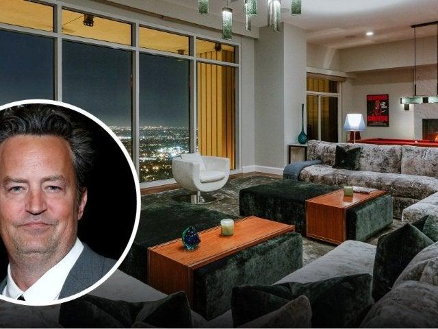 Peek Inside 'Friends' Alum Matthew Perry's Glamorous $27M Los Angeles Penthouse