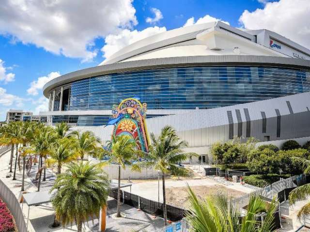 Miami Marlins Are Changing Their Stadium's Name