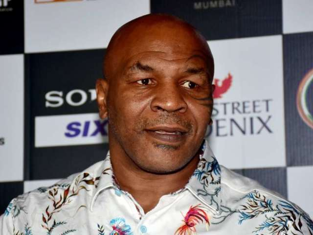 Mike Tyson Announces He's Facing Boxing Legend in September