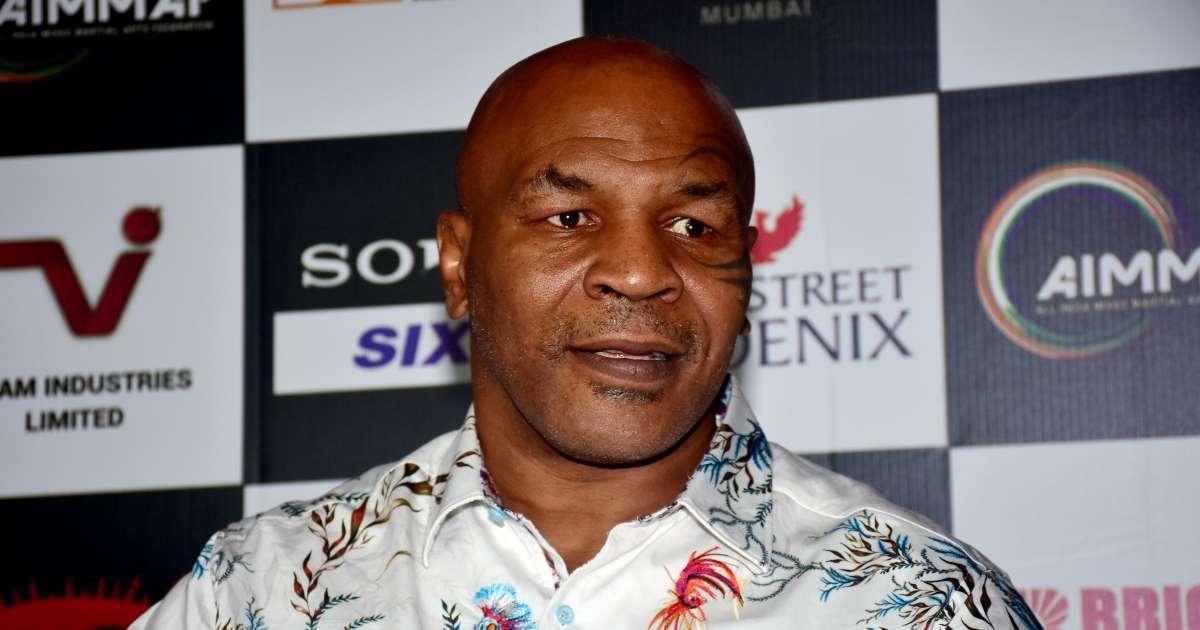 Mike Tyson announce facing boxing legend Lenox Lewis September