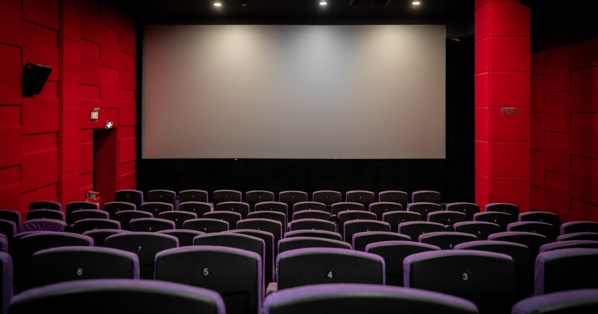 movie theater getty images