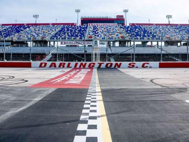 NASCAR: Darlington Raceway Announces Name of May Cup Series Race