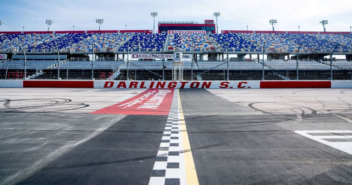 NASCAR Darlington Raceway announces name of May Cup Series Race
