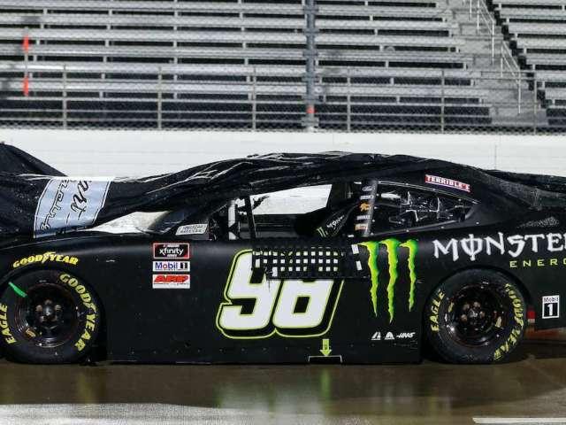 NASCAR Makes Major Schedule Changes Due to Martinsville Rain
