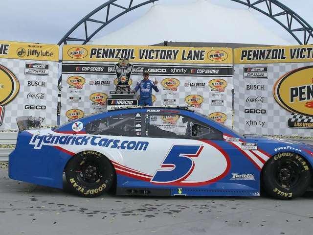 Will This Unexpected NASCAR Streak Continue at Martinsville?
