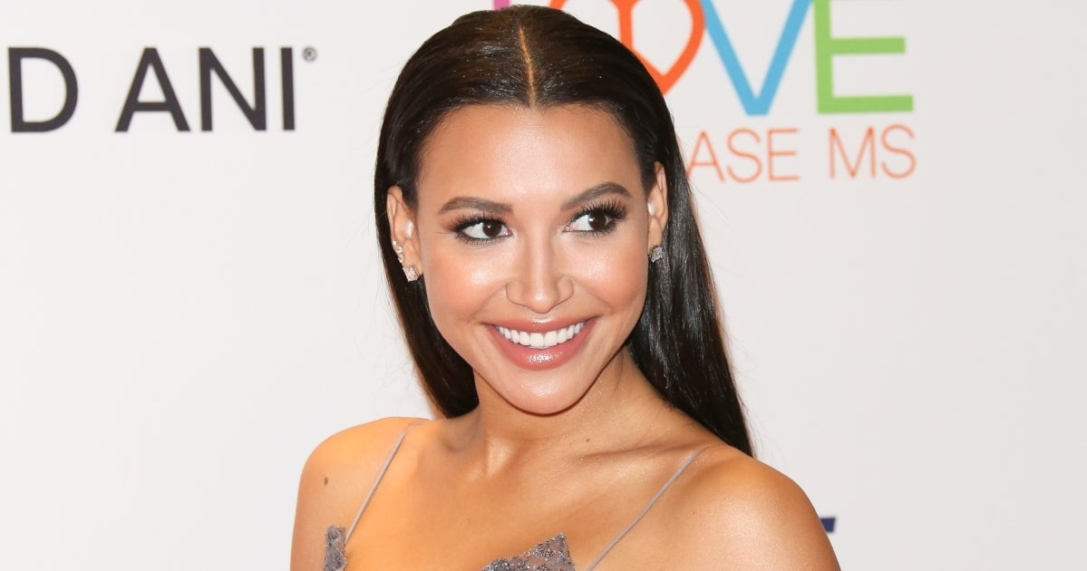 naya rivera getty images