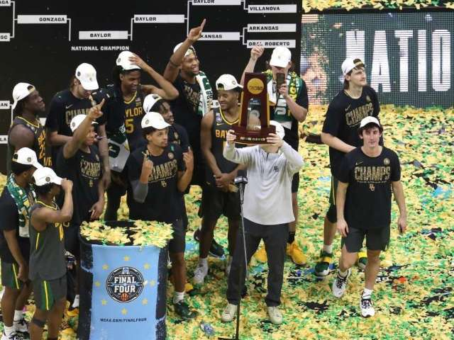 NCAA Championship 2021: Baylor Makes History in Win Over Gonzaga