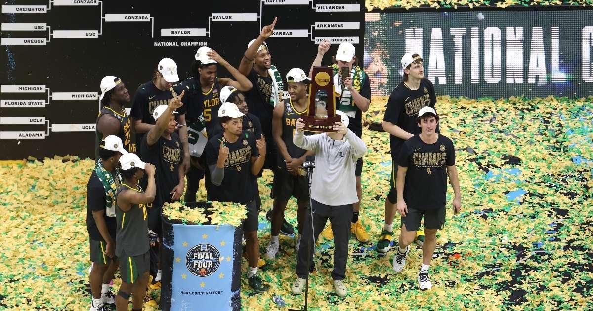 NCAA Championship 2021 Baylor makes history win over Gonzaga