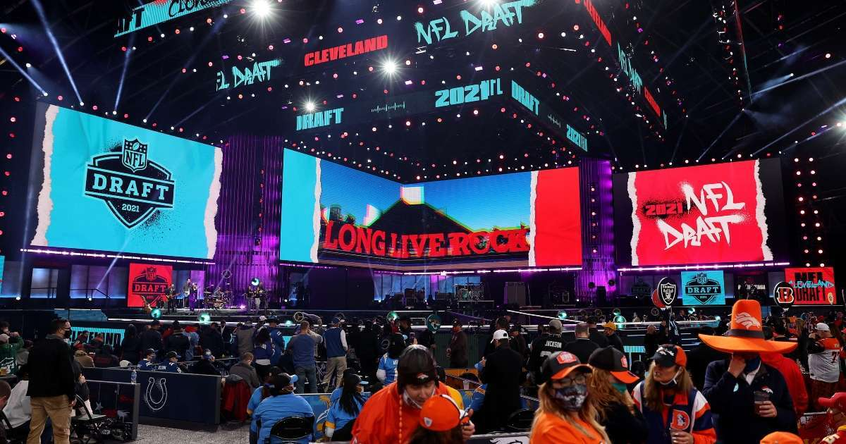 NFL Draft 2021 Round 2 3 Time Channel How to Watch