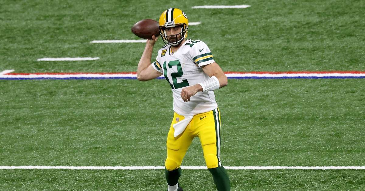 NFL team admits inquiring about trading Aaron Rodgers