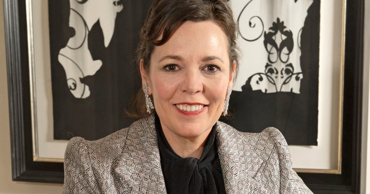 olivia colman getty images