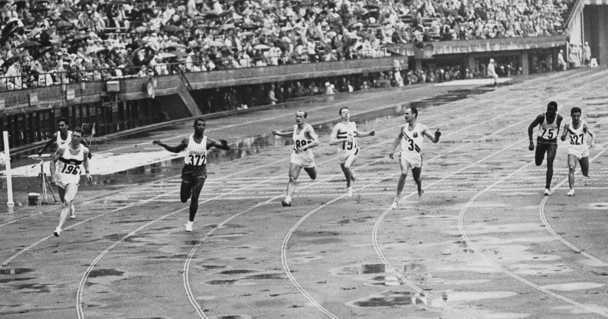 Olympian Dies COVID-19 month long battle
