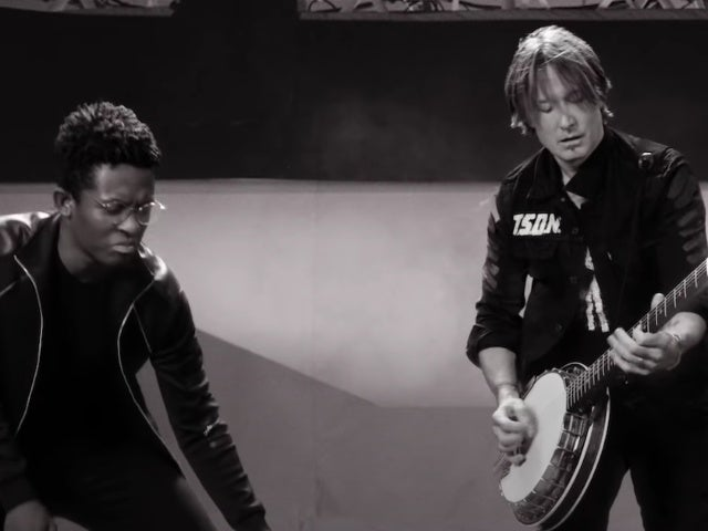 Keith Urban Releases 'Out the Cage' Video With Breland and Nile Rodgers