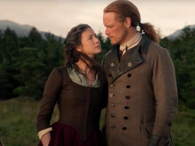'Outlander' Star Caitriona Balfe Shares Sneak Peek Look of Season 6 With Sam Heughan