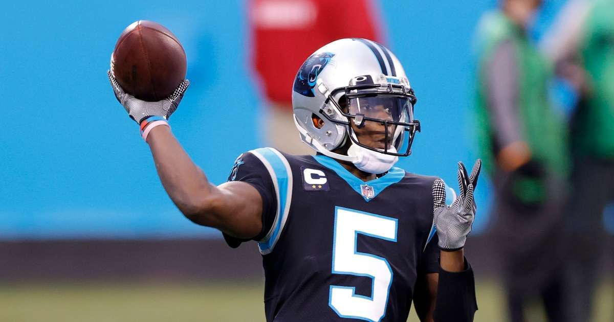 Panthers traded Teddy Bridgewater AFC Denver Broncos recent speculation