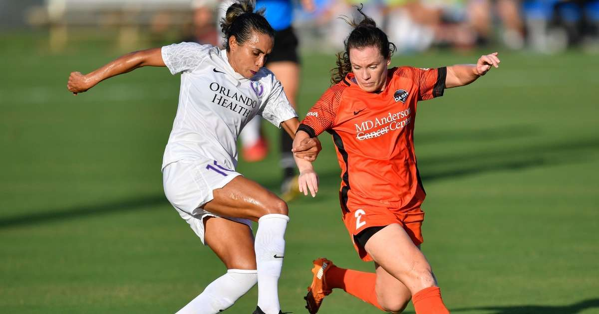 Paramount plus CBS Sports feature 21 games 2021 NWSL Challenge Cup