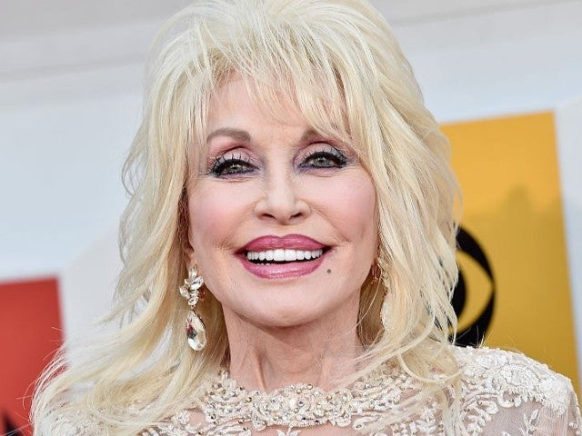 Dolly Parton Recreates Her Iconic 'Playboy' Cover Shoot for Husband Carl's Birthday