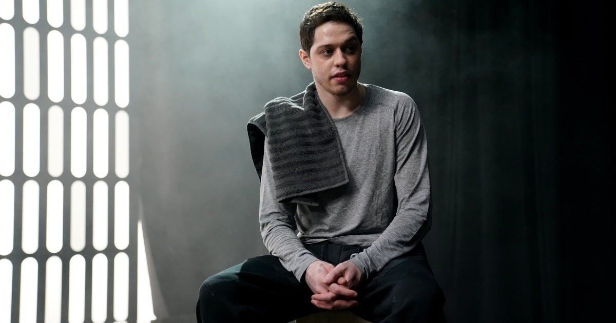 pete davidson getty images snl