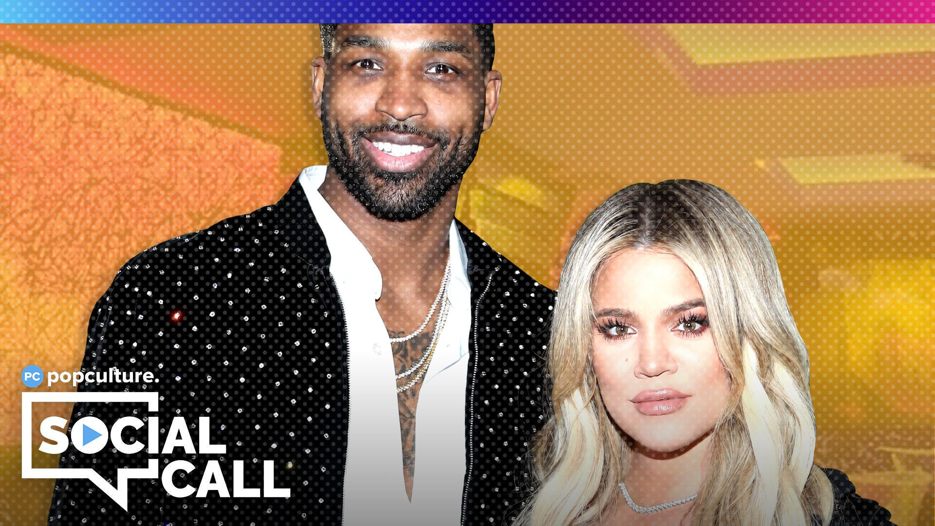 Popculture Social Call- Khloe Kardashian and Tristan Thompson Timeline