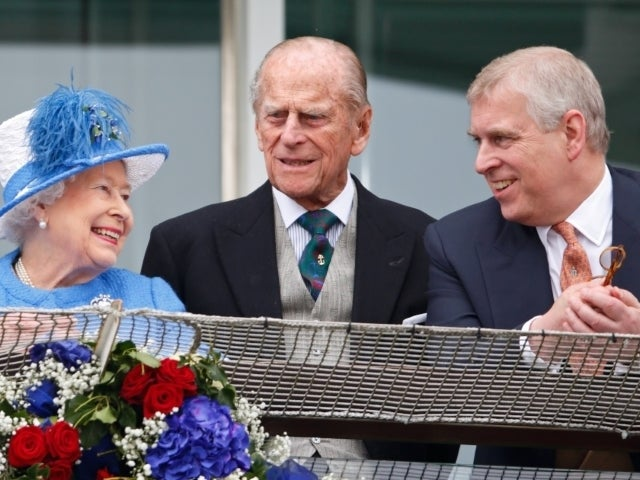 Prince Andrew Resurfaces to Speak on Dad Prince Phillip's Death