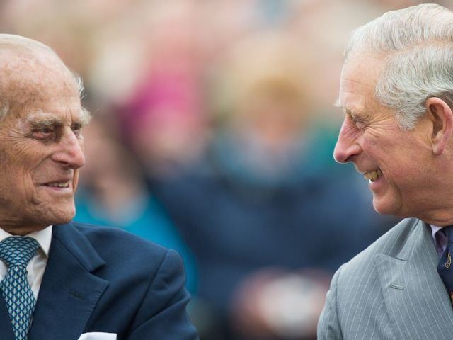 Prince Charles Breaks Silence on Dad Prince Philip's Death