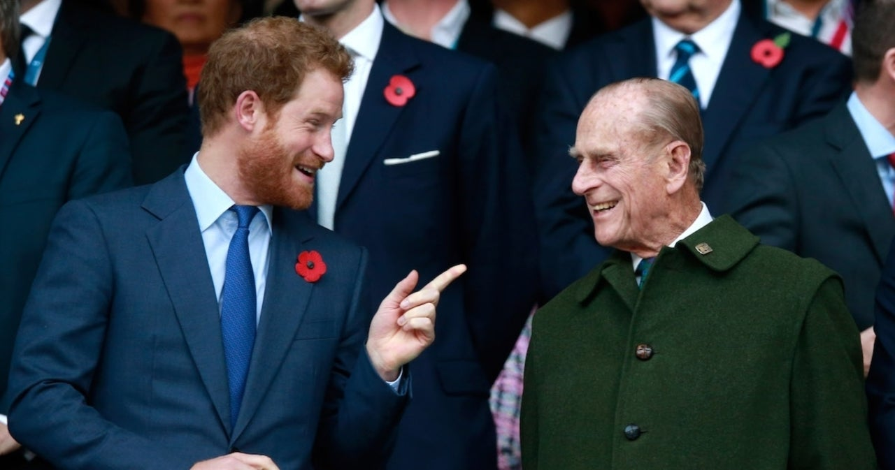 Prince Philip's Grandson Prince Harry Expected to Return to the UK for Funeral.jpg