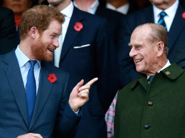The Urgent Way Prince Harry Learned of Prince Philip's Death in the Middle of the Night