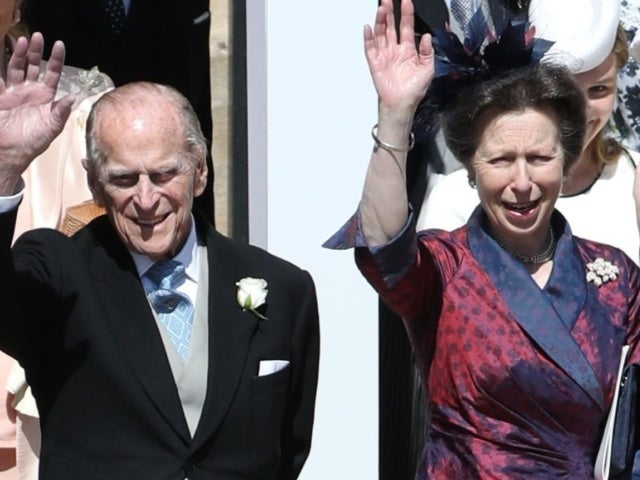 Princess Anne Breaks Silence on Father Prince Philip's Death