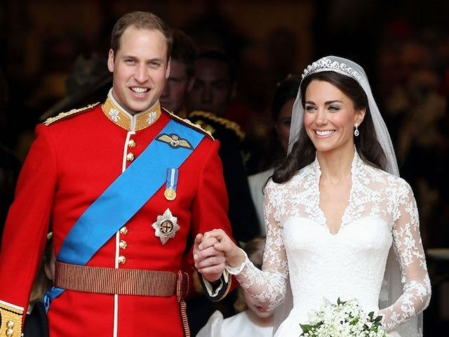 Prince William Made a Joke About Prince Harry in His Wedding Speech That He Thought Was 'Hilarious'