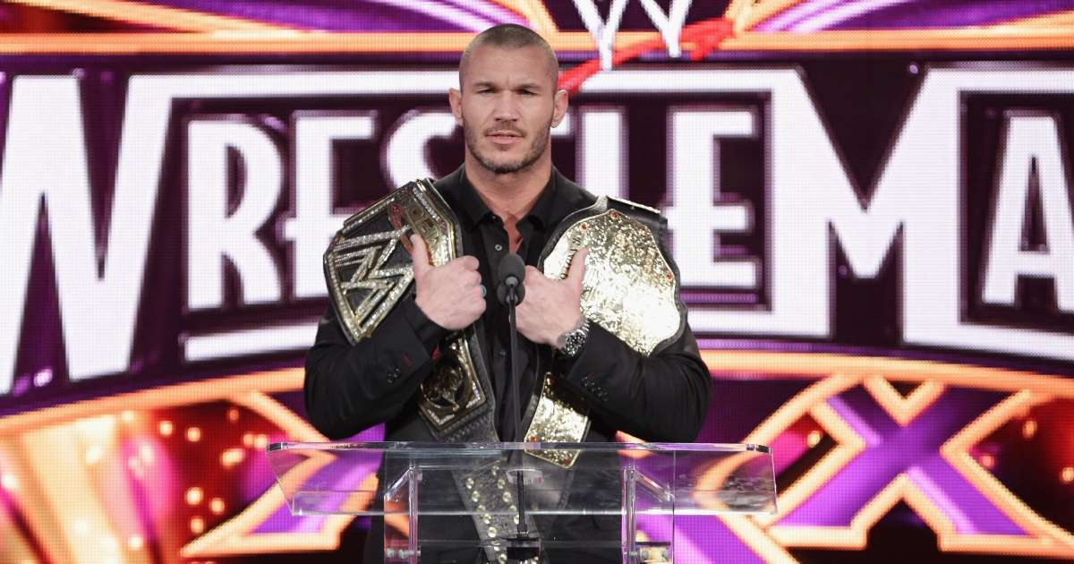 Randy Orton reveals paid large amount of money family attend WrestleMania 37