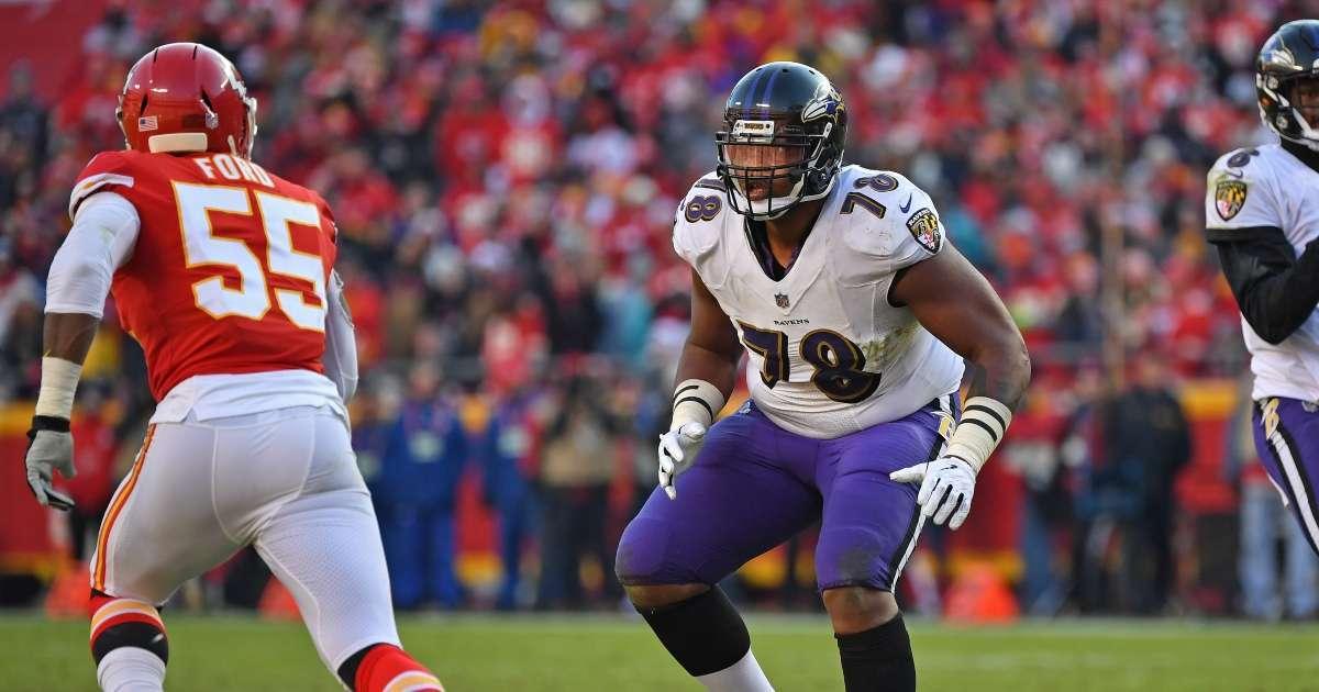 Ravens Chiefs pull off big trade ahead NFL Draft