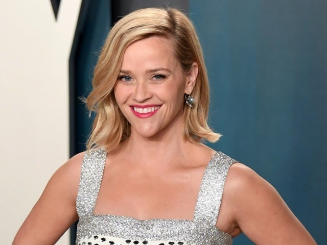 Reese Witherspoon Taps Into Easter Spirit With Adorable Dress-up Session With Puppy